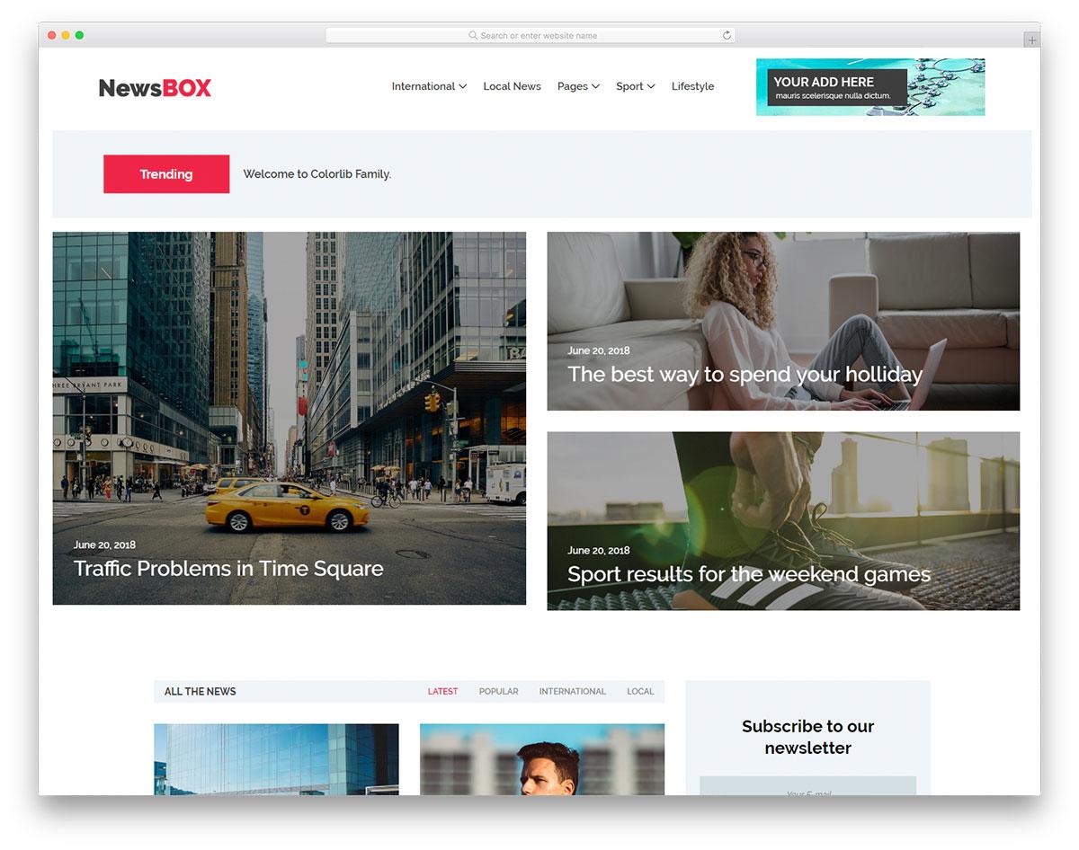 Newsflex