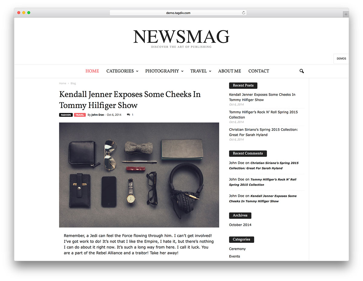 newsmag-classic-blog-wordpress-template