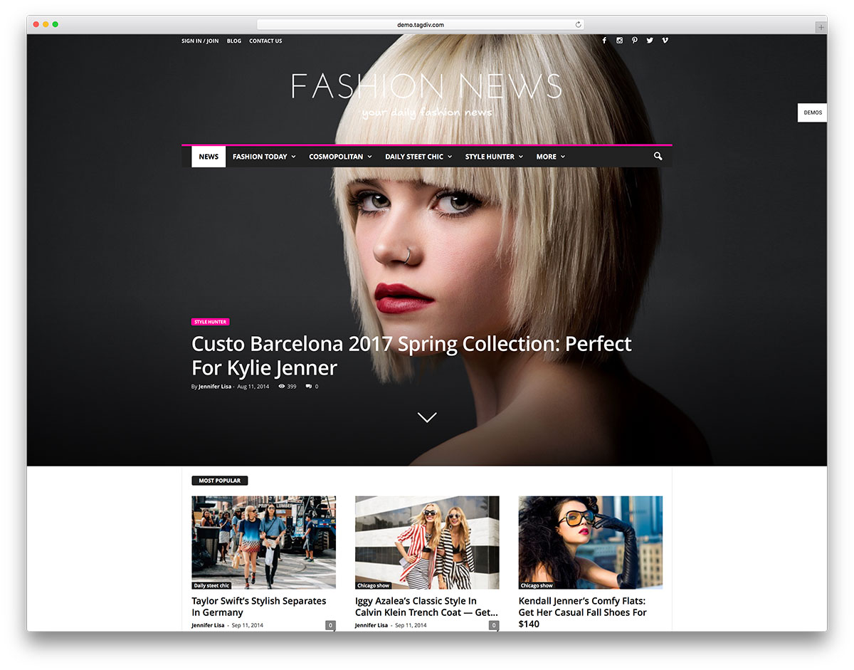 newsmag-fashion-wordpress-magazine-website-template