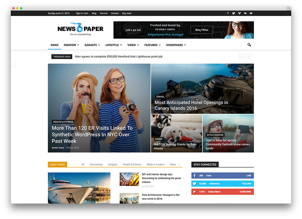newspaper-clean-magazine-theme