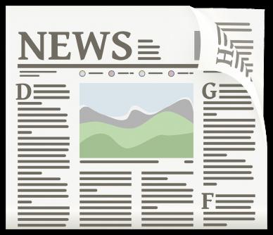 Newspaper-mockups-set