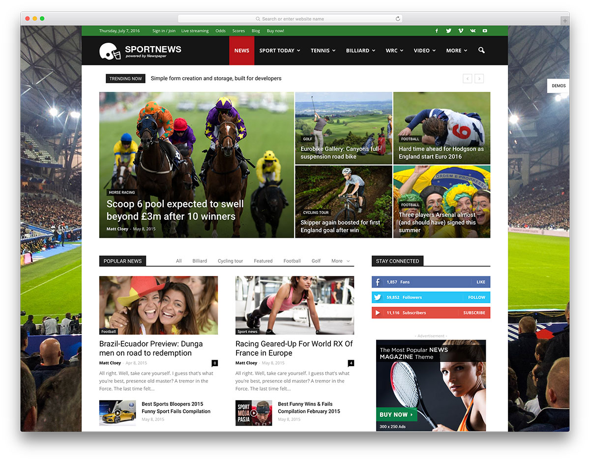newspaper-sports-magazine-website-template