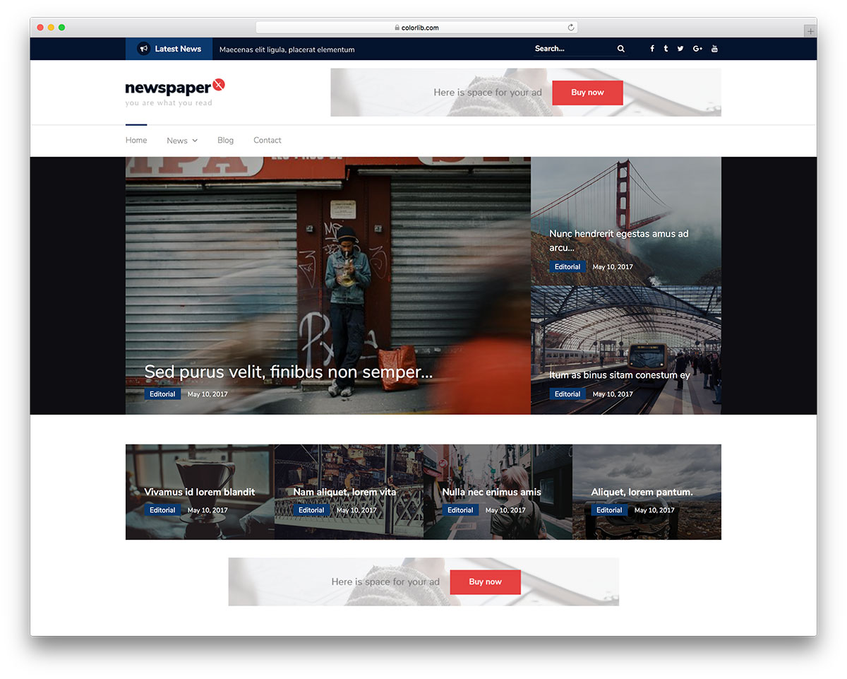 15 Free WordPress Video Themes for Self-Hosted and Embedded Videos ...