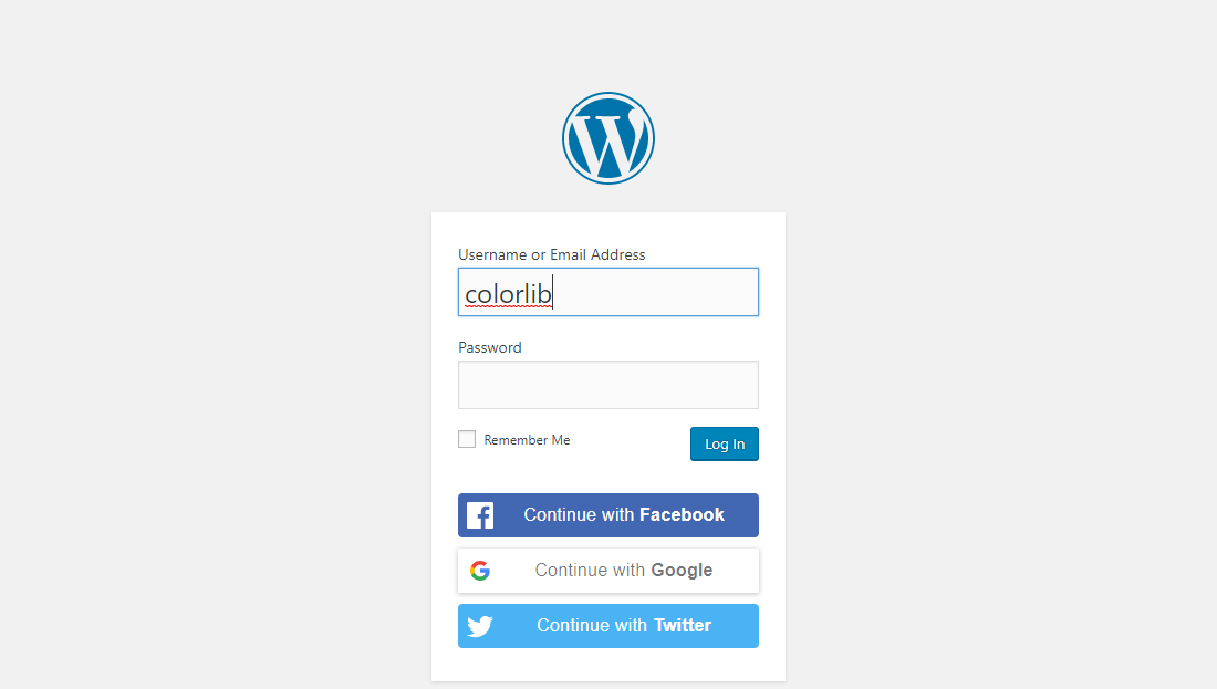 Social WordPress Login Plugins