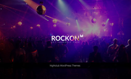 Nighclub Wordpress Themes