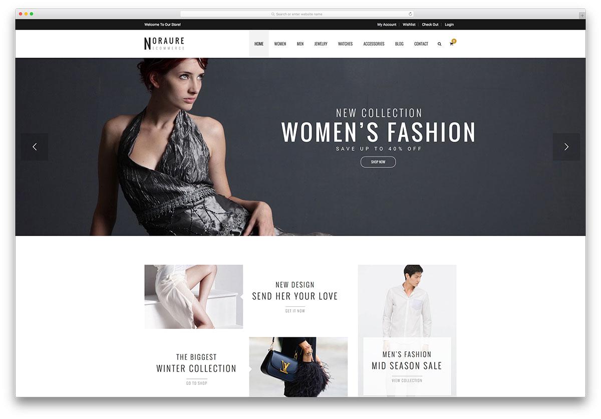 noraure-classic-woocommerce-webshop-theme