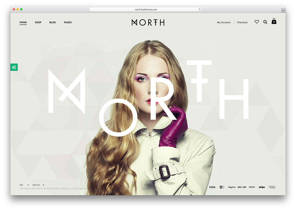 north-fullscreen-woocommerce-wp-theme