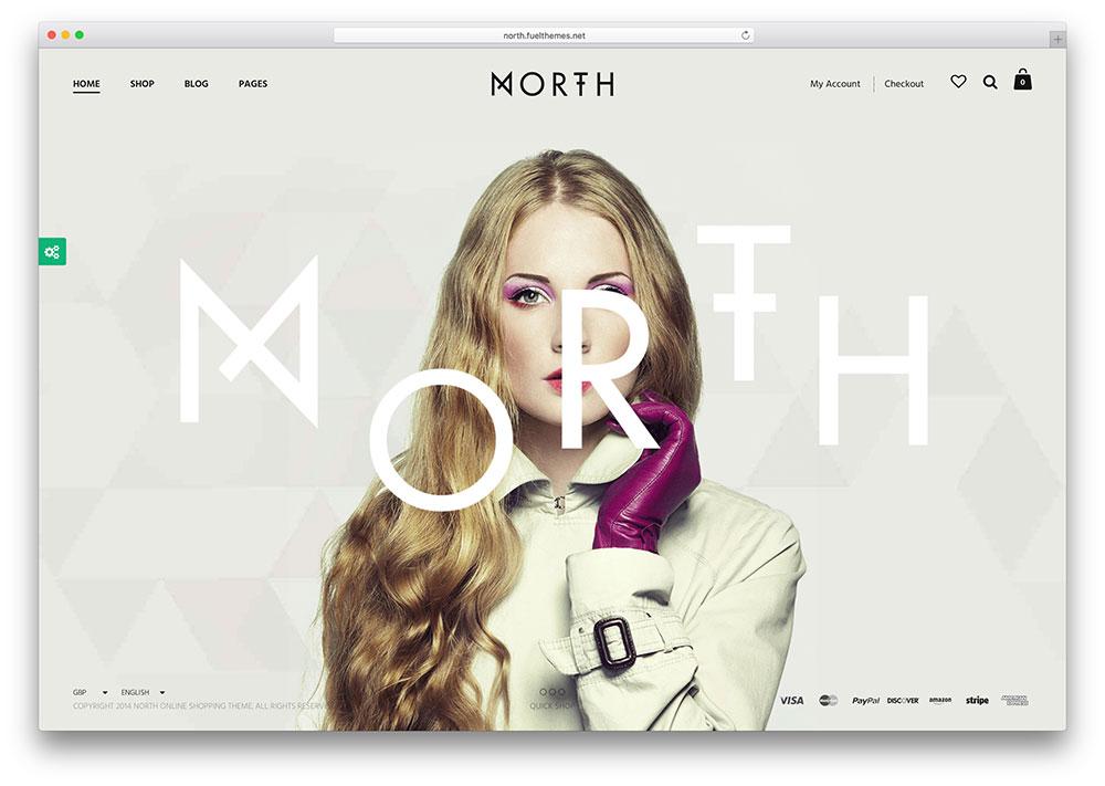 north-fullscreen-woocommerce-wp-theme
