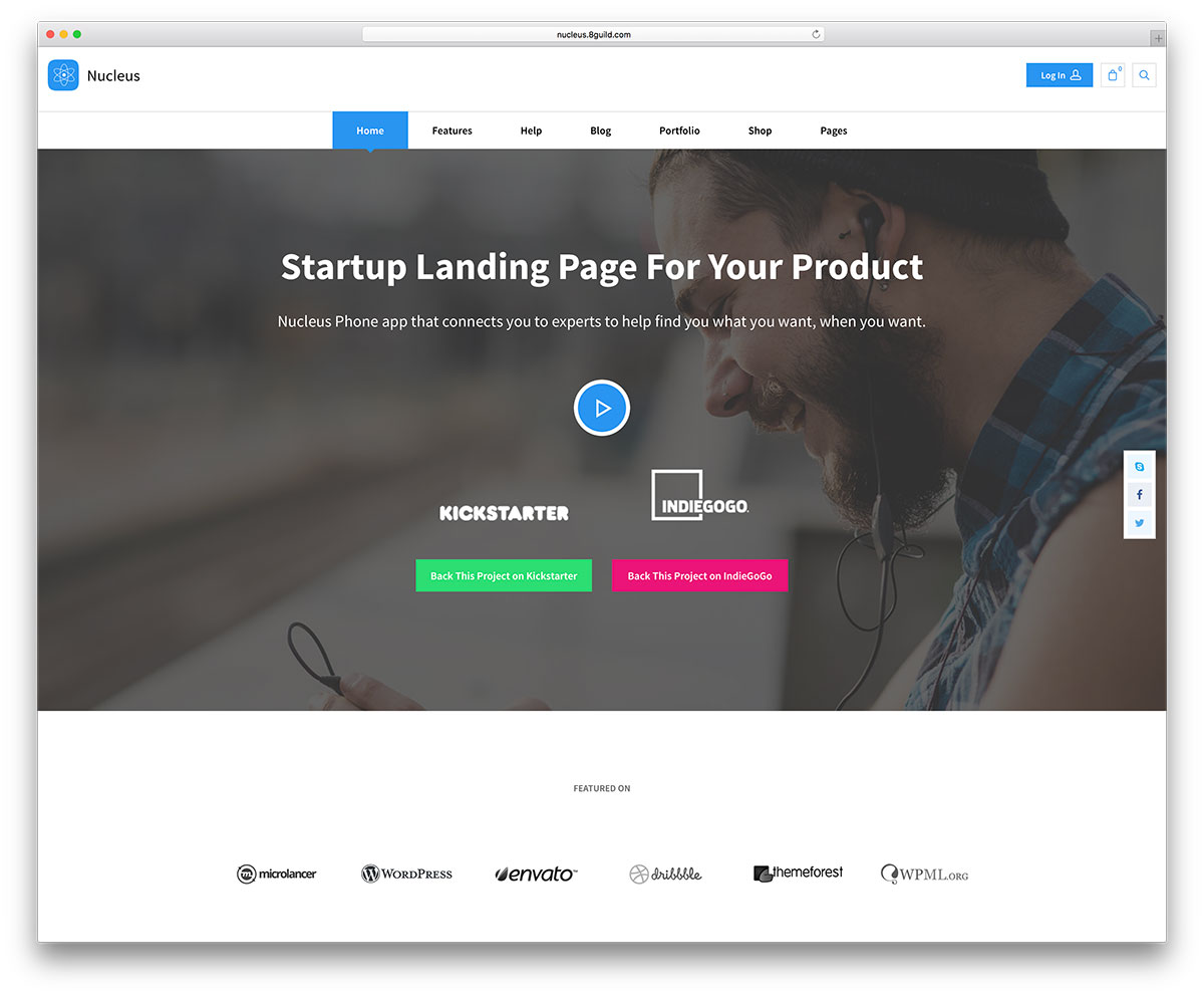 nucleus-creative-tech-startup-landing-page