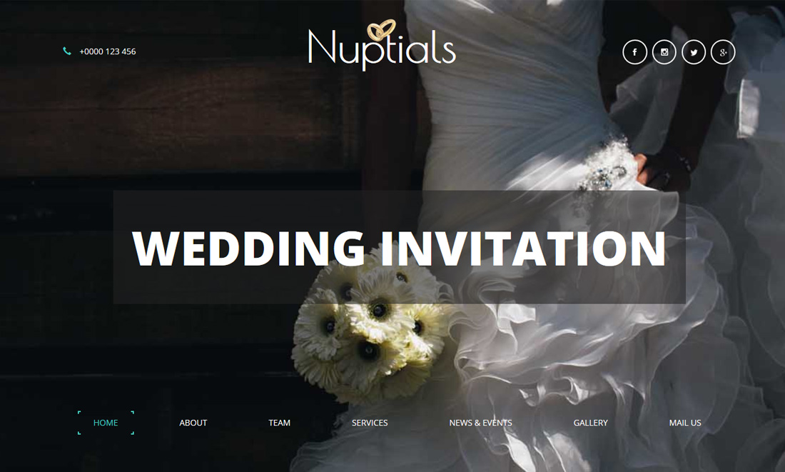 nuptials-dating-website-templates