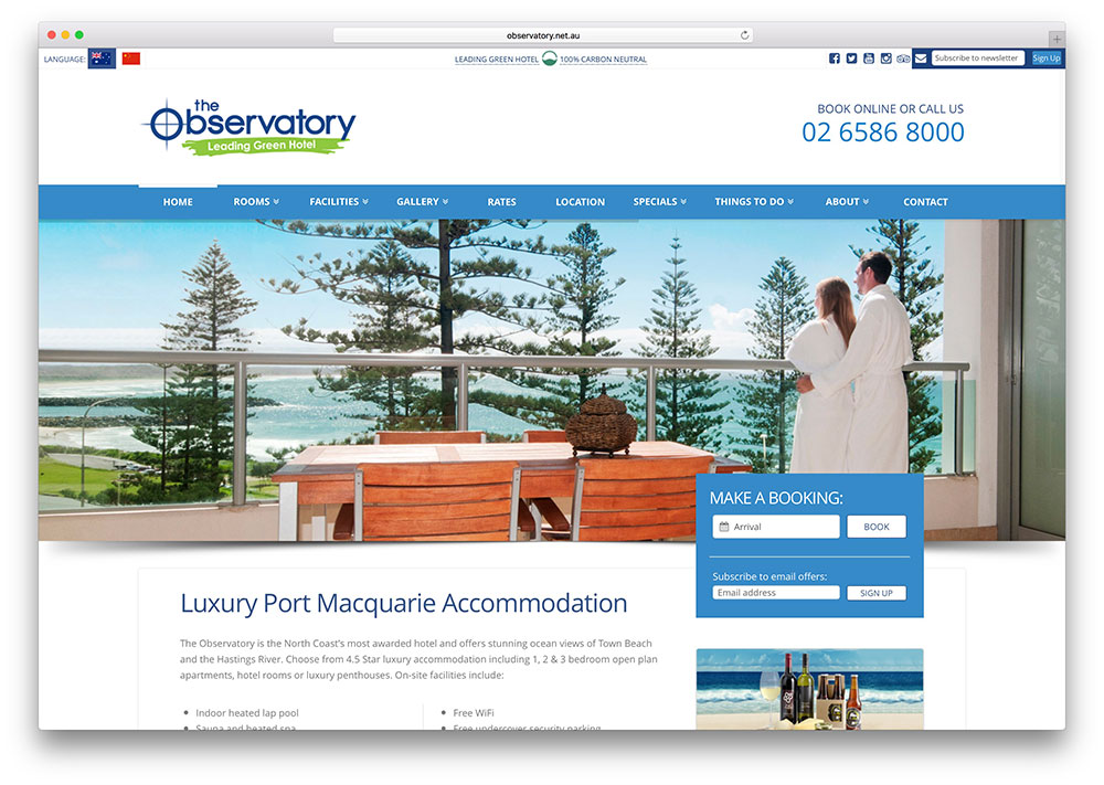 observatory-hotel-site-example-using-x-wordpress-theme