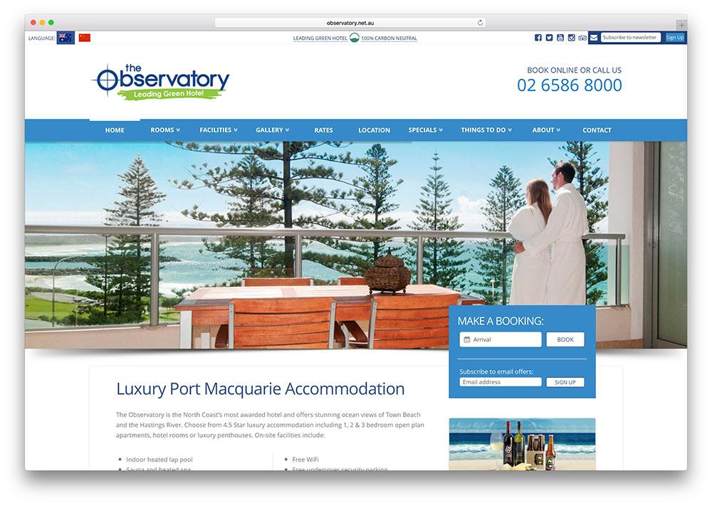 observatory-hotel-site-example-using-x-wordpress-theme