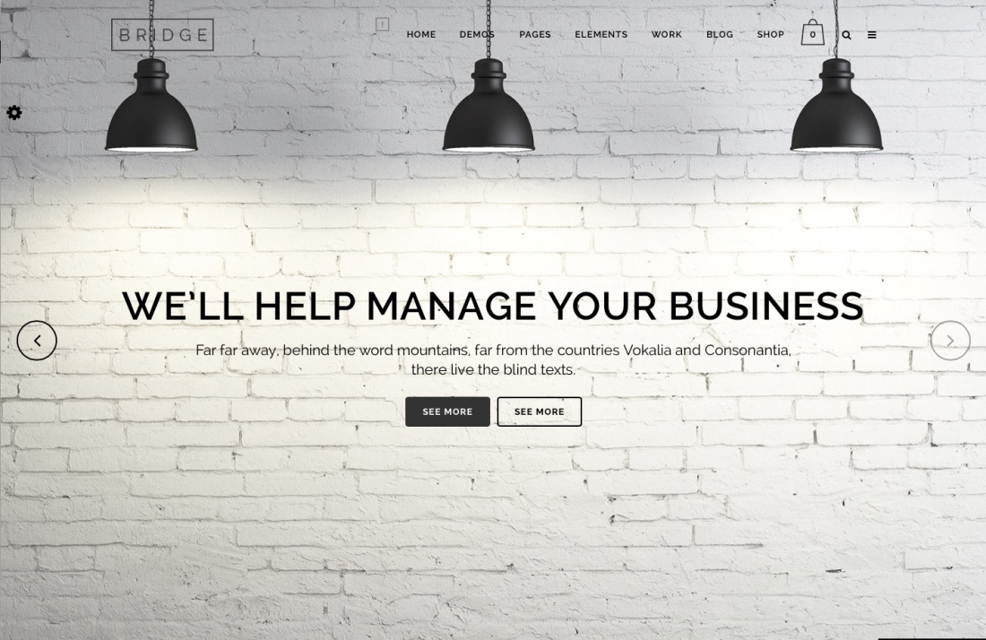 40+ Mind-blowing One Page Parallax WordPress Themes For Portfolio, Corporate, Agency  & Other Awesome Websites – 2014