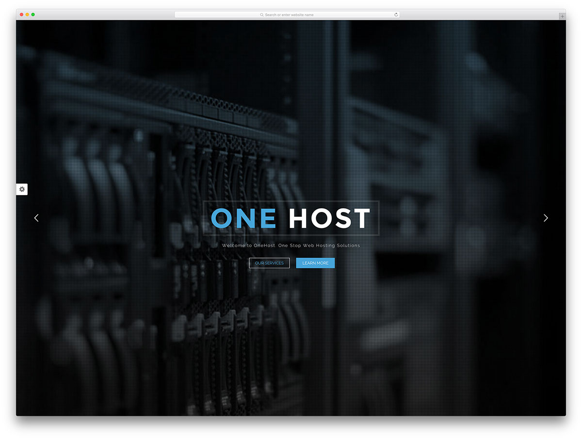 onehost-fullscreen-hosting-business-theme