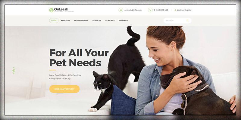OnLeash   Dog Walking & Pet Services