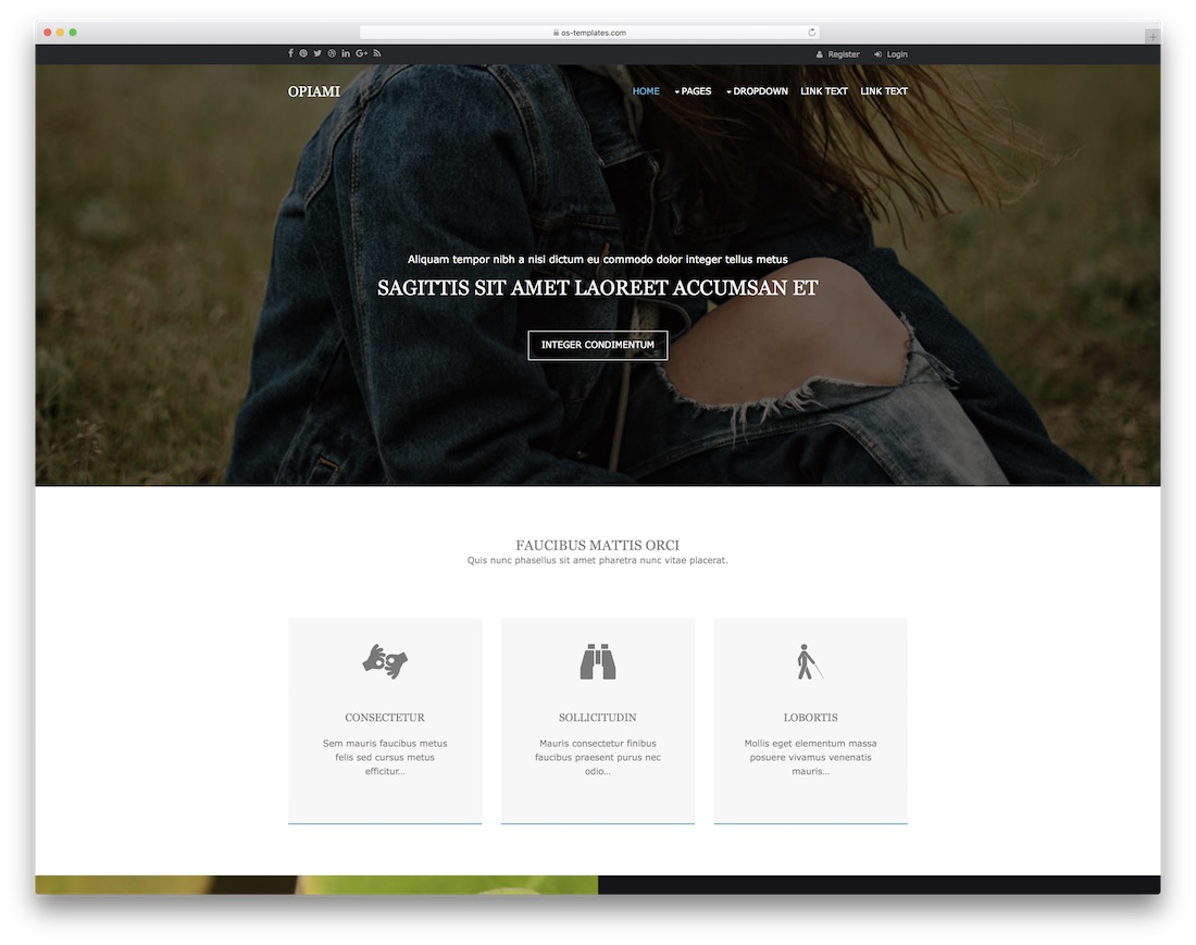 32 free photography website templates for photographers 2018 colorlib opiami best free photography website template maxwellsz