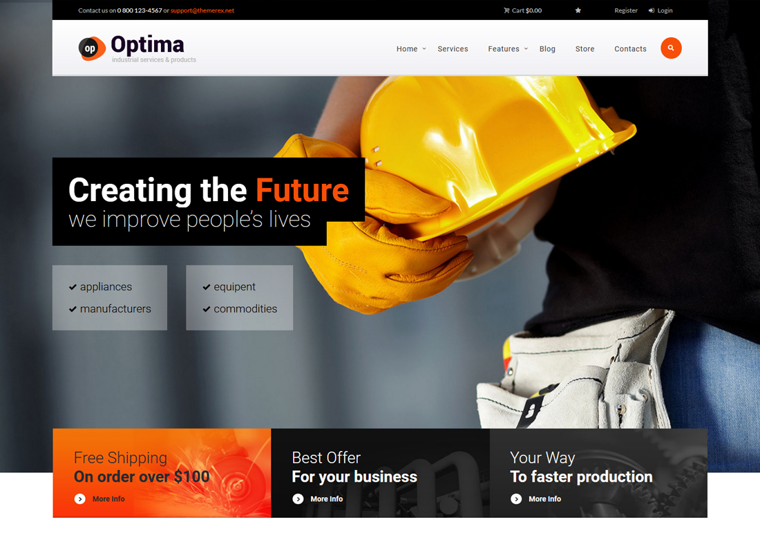 optima-industrial-wordpress-theme