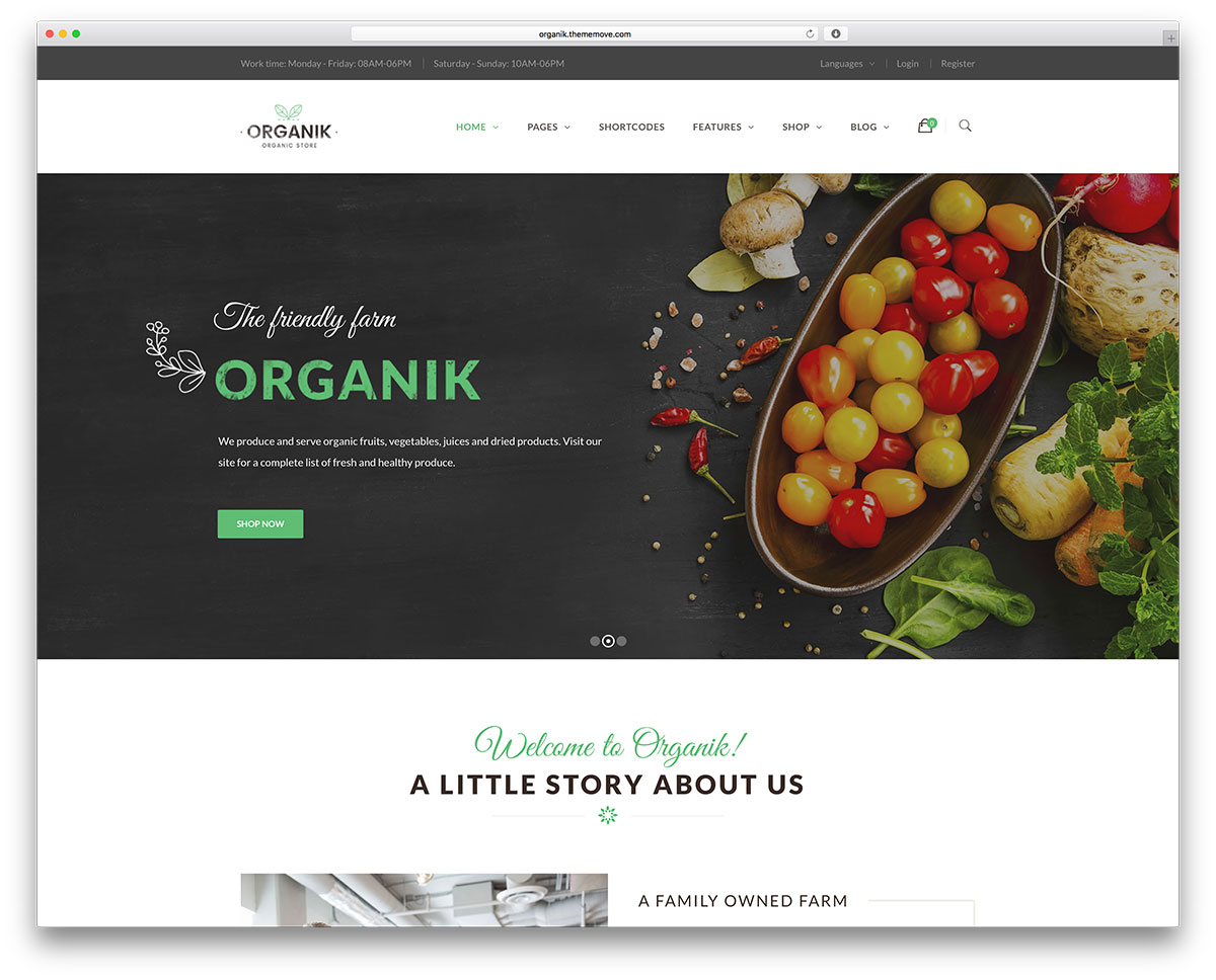 30 Best Farming & Agriculture WordPress Themes 2017