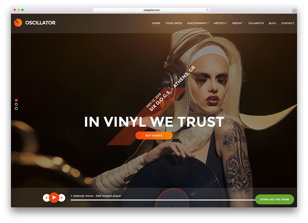 oscillator-creative-musician-wordpress-theme