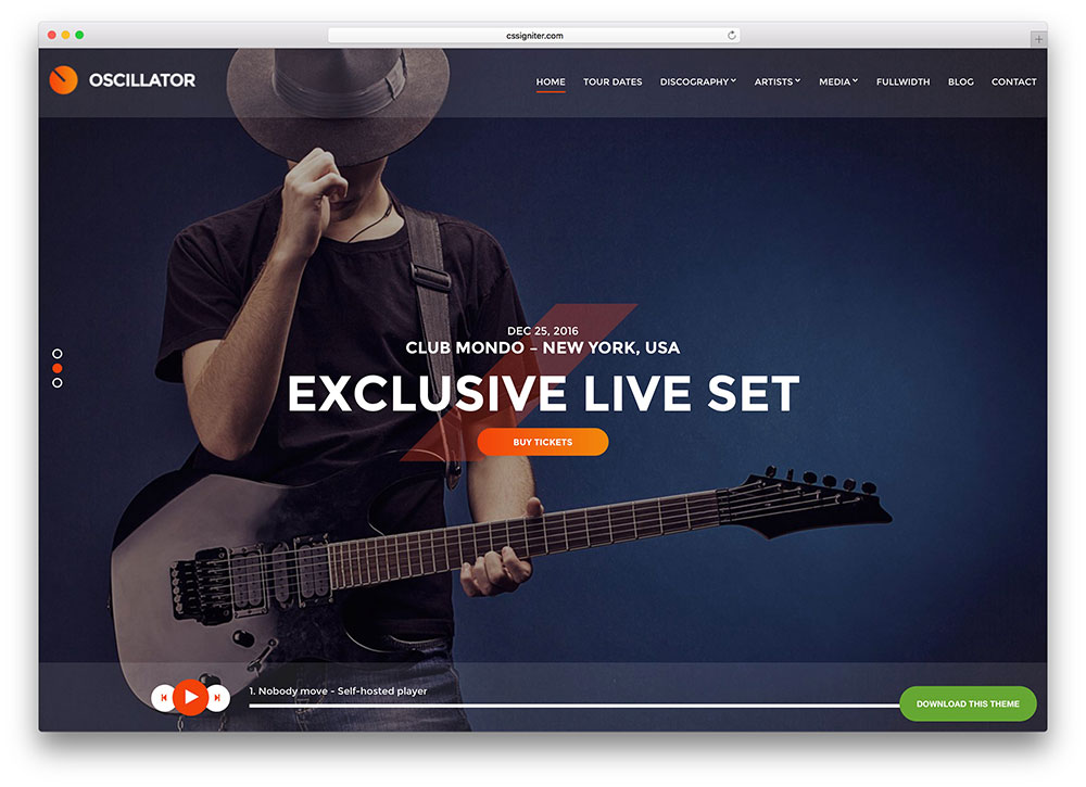 oscilador-music-wordpress-theme