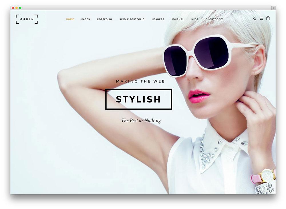 Best Minimalist Wordpress Themes For Creatives 2017 Colorlib