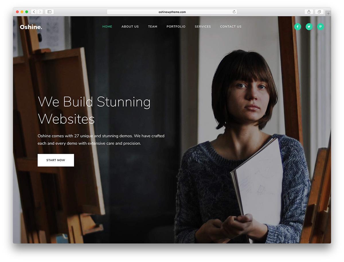 digital marketing agency website design