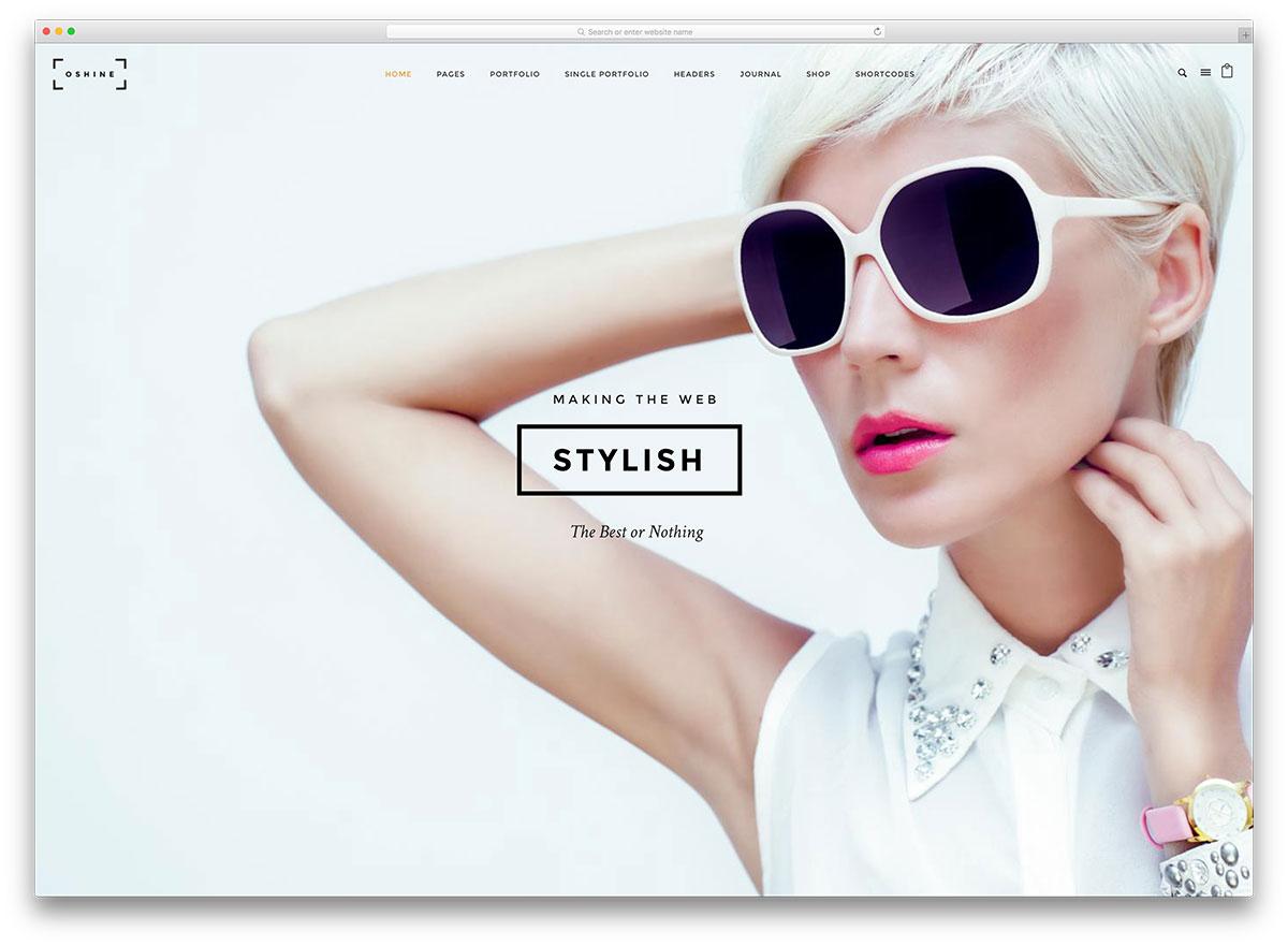 oshine-creative-fullscreen-photography-template