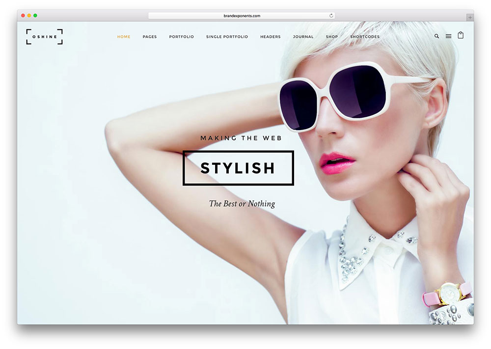 oshine-simple-photography-gallery-theme