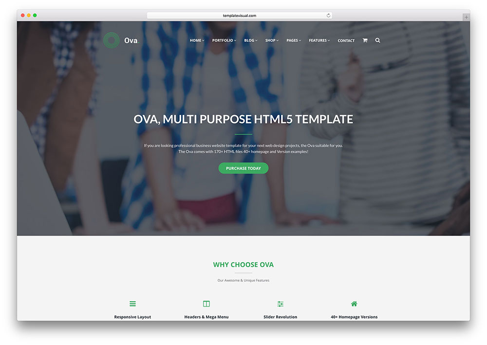 Top 18 Business Website Templates (HTML5 & WordPress) 2017 - Colorlib