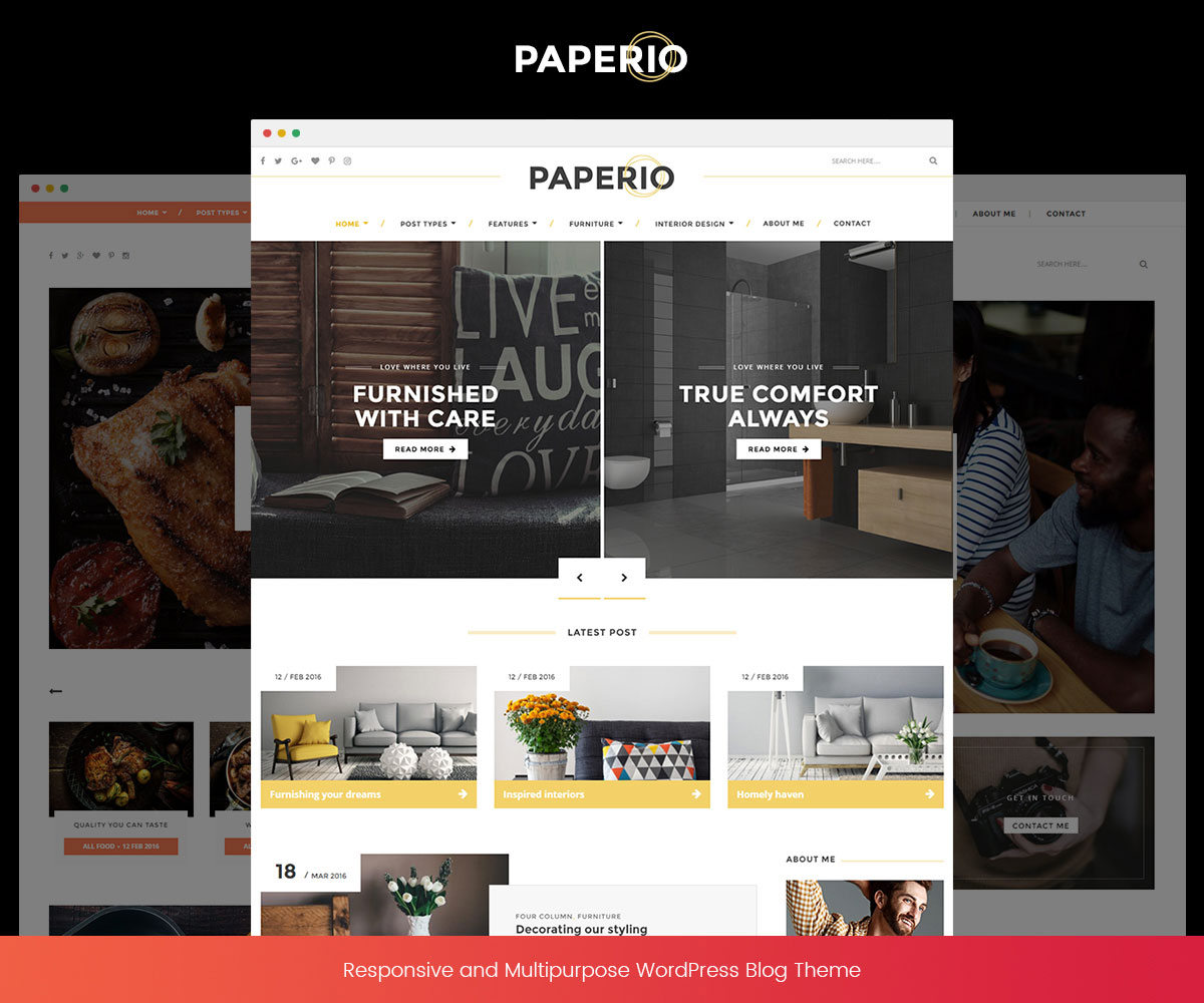 30+ Best SEO Friendly WordPress Themes 2018 - colorlib