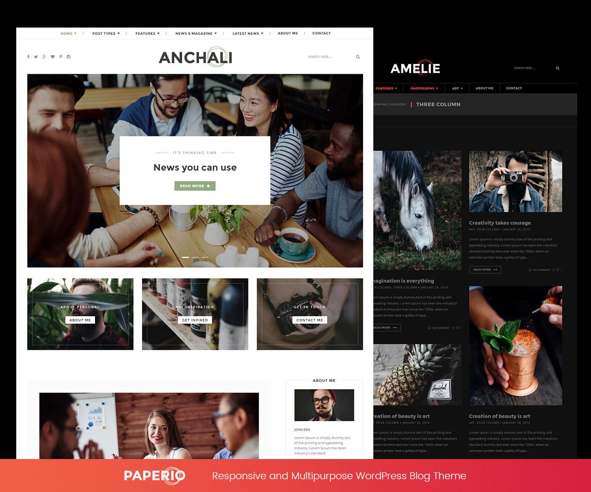Amateur personal photo website
