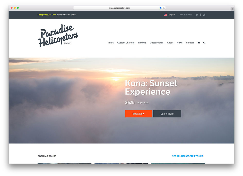 paradisecopters-travel-website-using-total-wordpress-theme