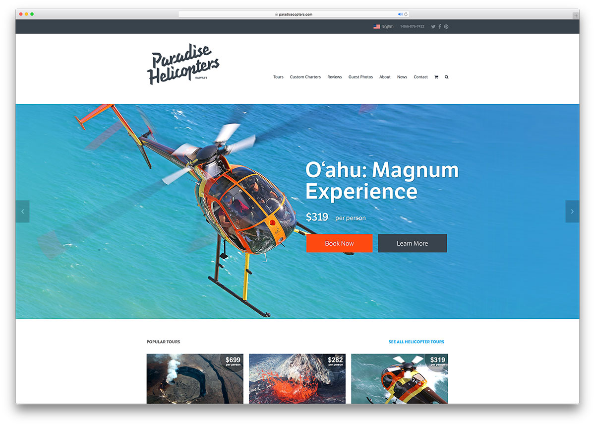paradisecopters-travel-website-with-visual-composer