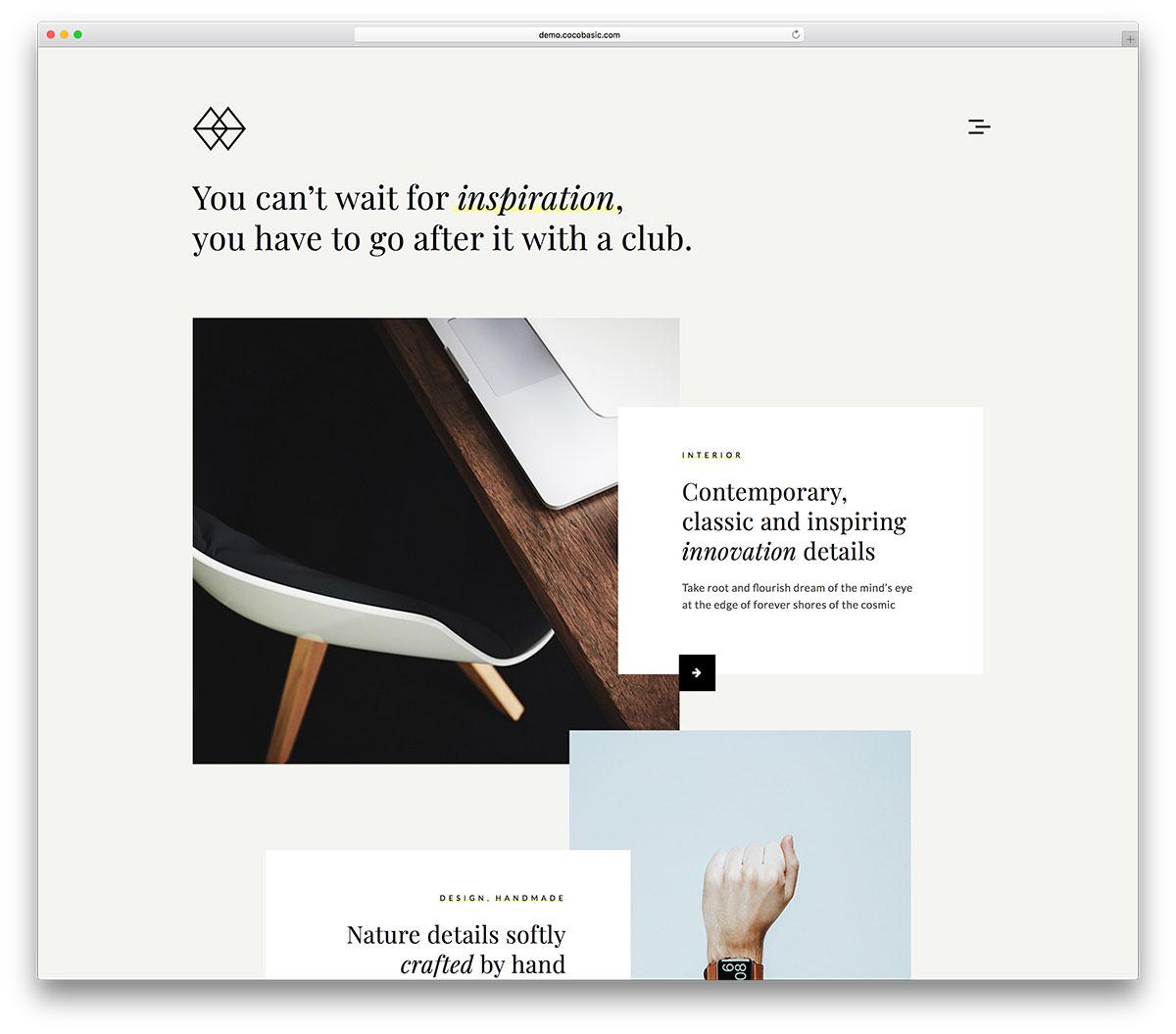 60+ Best Personal Portfolio WordPress Themes 2019 - Colorlib