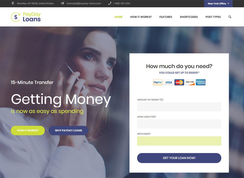 , Mortgage Broker WordPress Themes That Can Work for Mortgage Brokers, Lenders & Financing Companies, Rojak WP