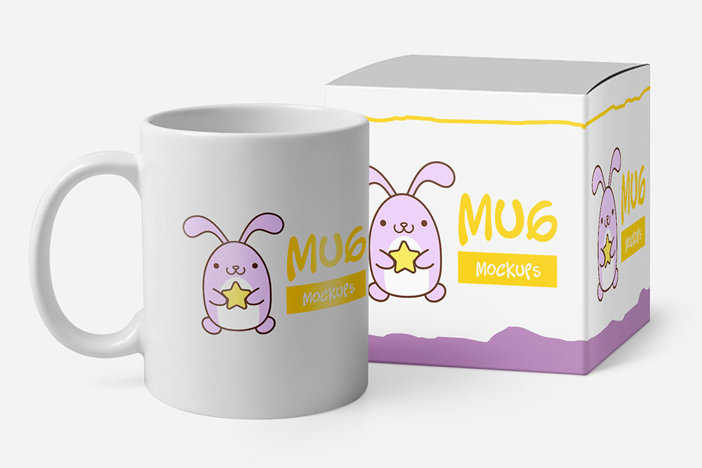 30 Best Free Mug Mockups For Stunning Presentation 2020 Colorlib