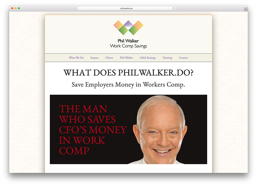 philwalker-consulting-website-using-total-theme
