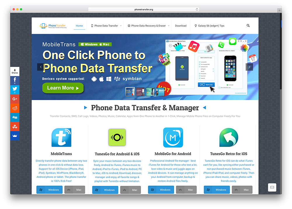 phonetransfer-mobile-app-site-example-with-betheme