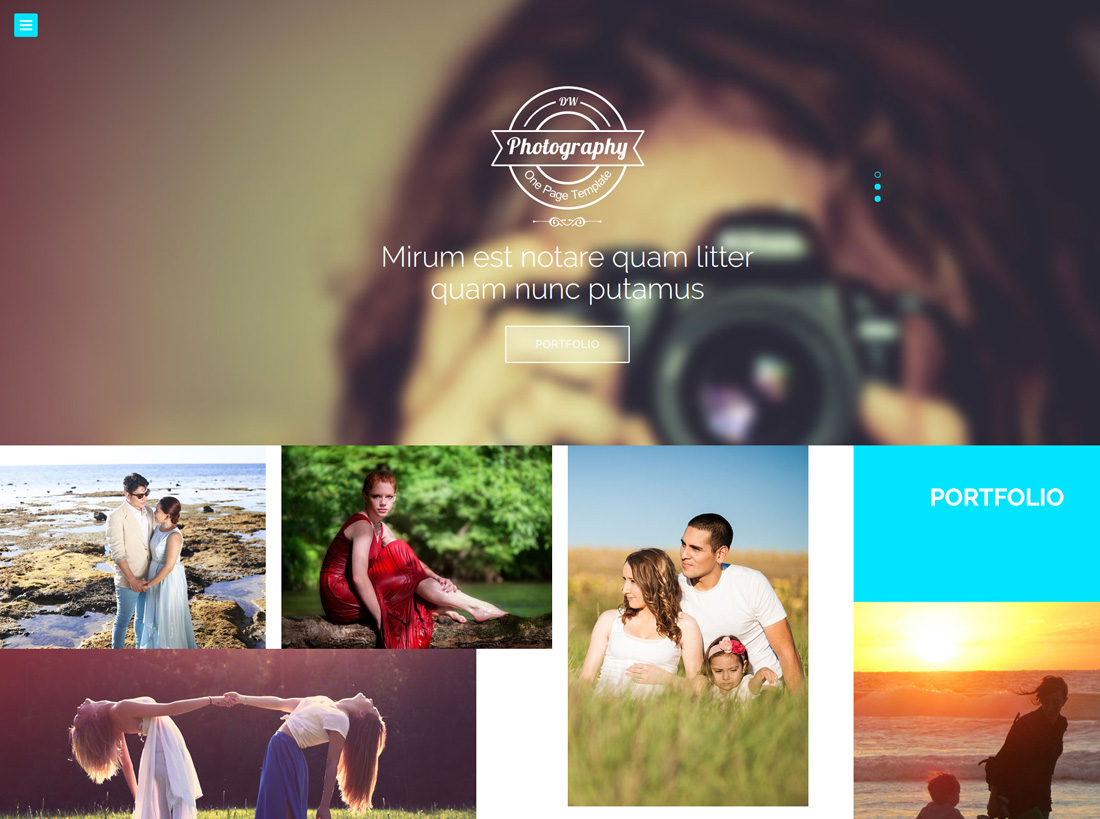 photography-free-bootstrap-gallery-templates