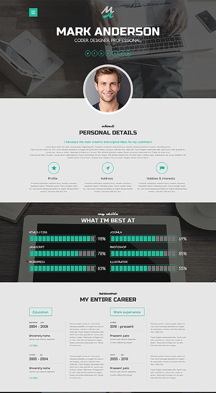 HighClass Portfolio WordPress Theme