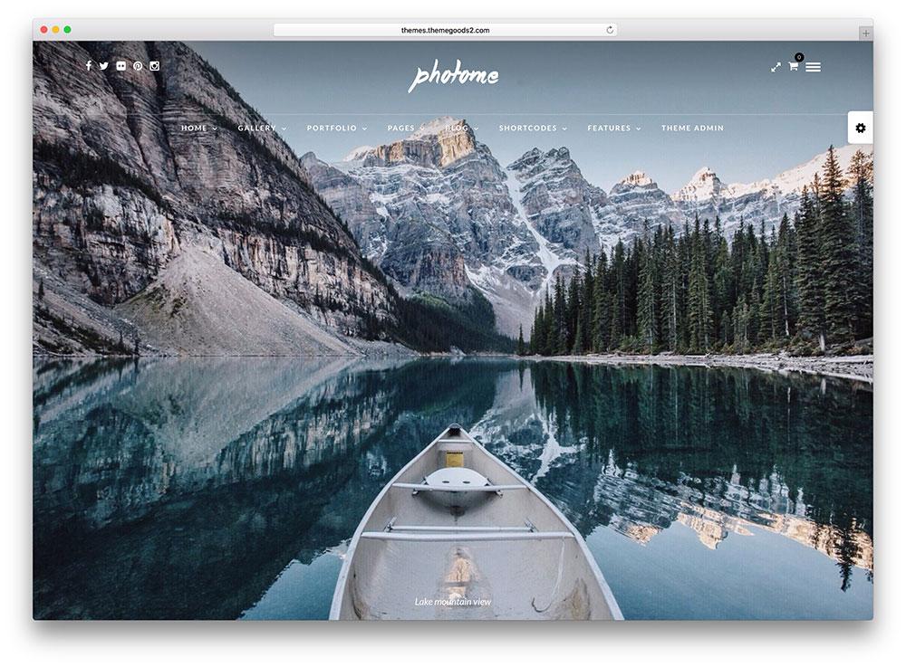 photome-fullscreen-photo-theme