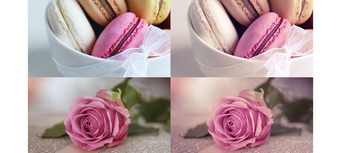 photoshop soft pastel action