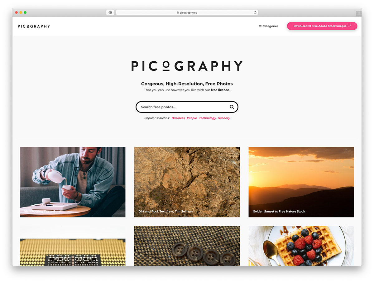 31 Free Stock Photo Websites For Every Situation 2019 Colorlib