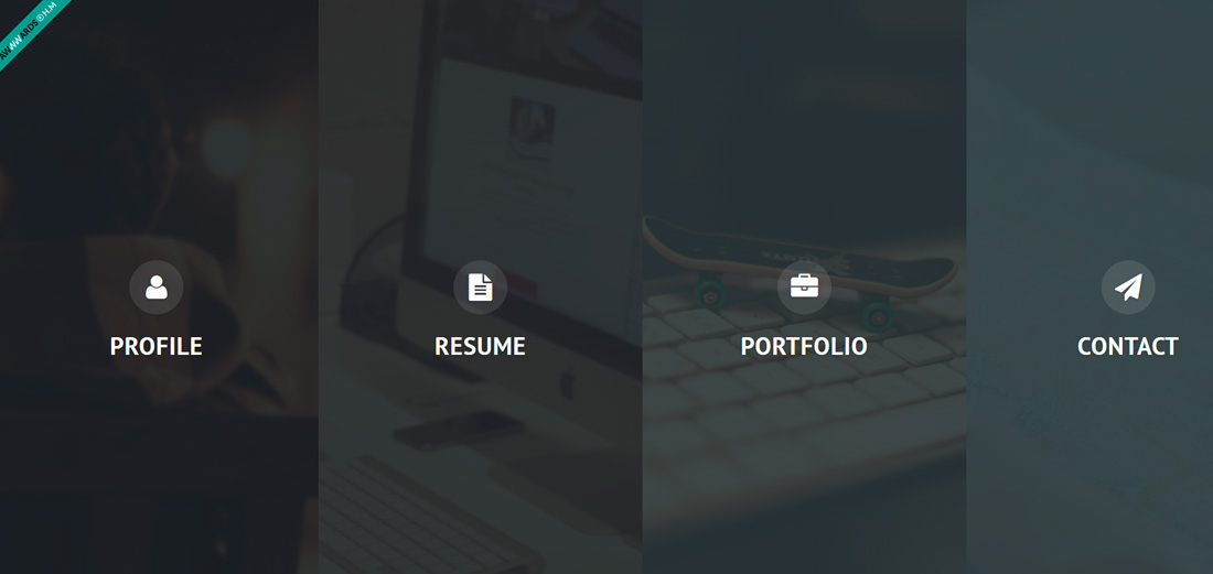 pivado-bootstrap-personal-website-templates