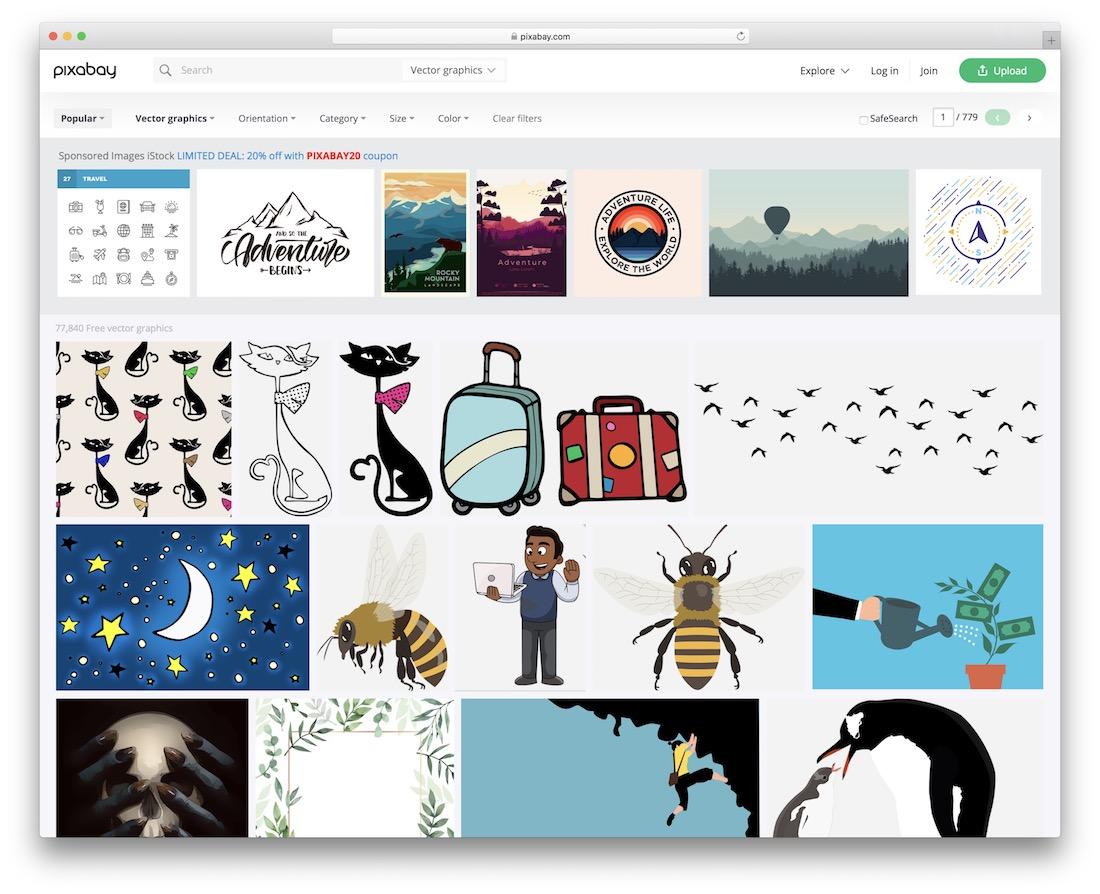 pixabay free vector images website