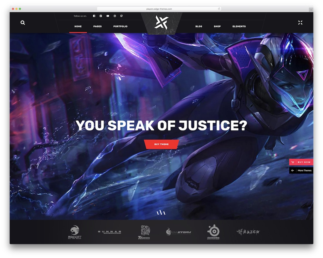 26 Best WordPress Gaming Themes 2019 - Colorlib