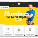 15 Best Plumber WordPress Themes For Residential, Commercial And Service Repair Plumbers 2020