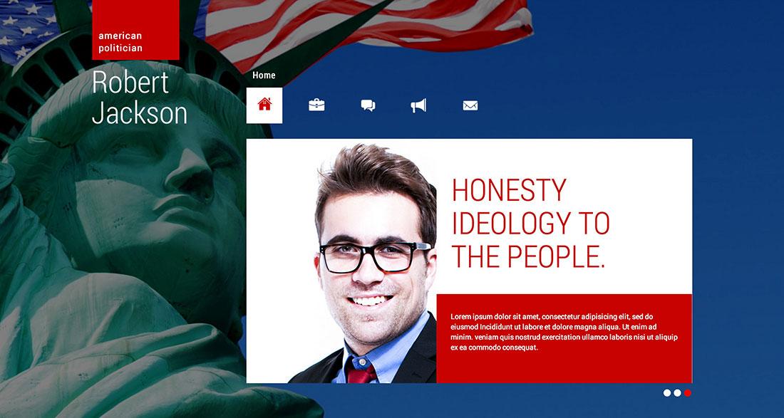 WordPress Political Themes
