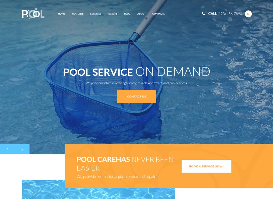 pool-maintenance-services-wordpress-theme