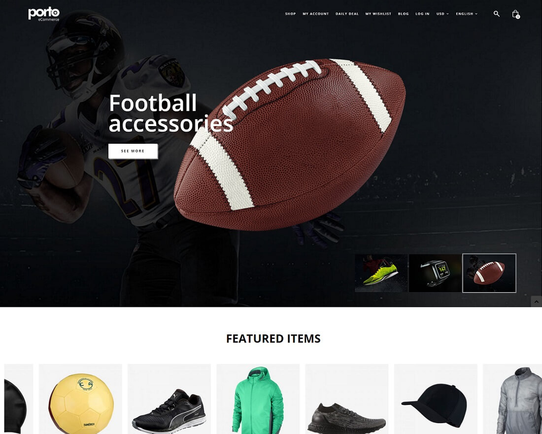 21 Highly Popular Premium Magento Themes 2018